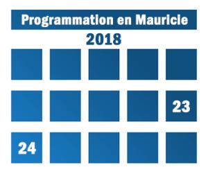 Programmation en Mauricie