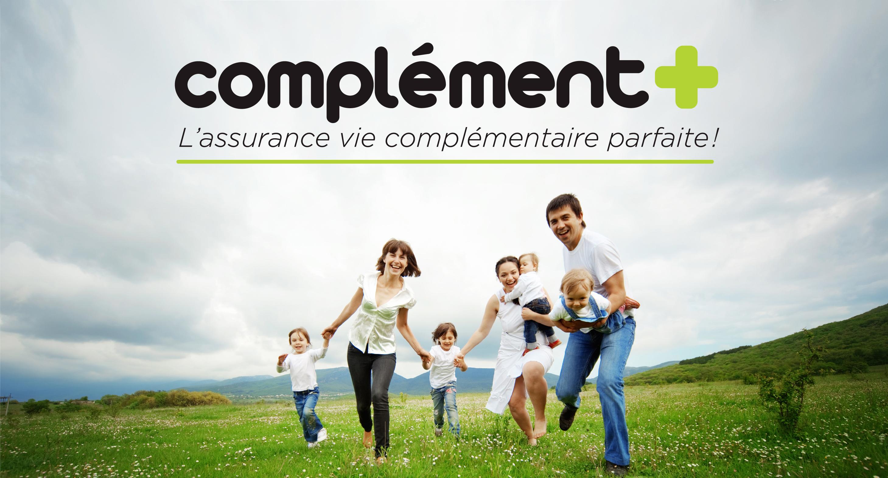 Assurance vie complément+