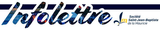 Entete et logo SSJB Mauricie