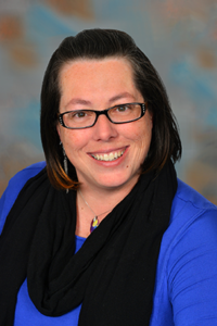 Sandra Dessureault, présidente